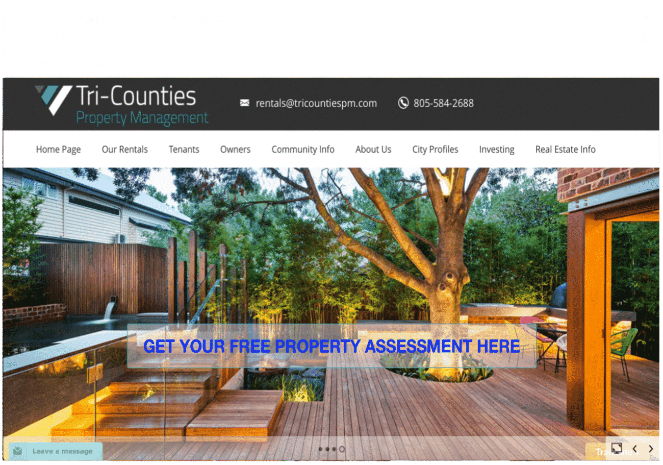 Tri Counties Property Management