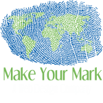 Make Your Mark Web Design white logo